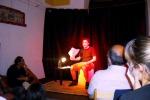 Al teatro Patafisico di Palermo per leggere i propri libri preferiti