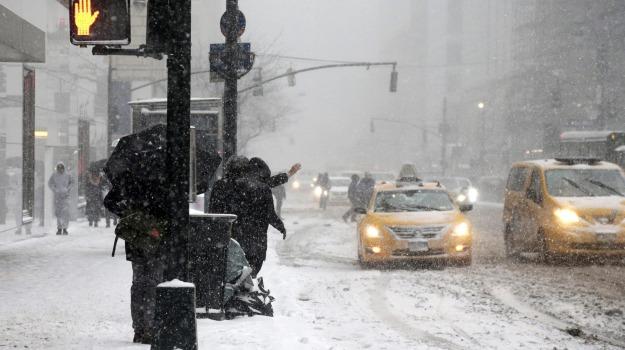 le scuse, meteo, New York, previsioni meteo, tempesta mancata, Sicilia, Mondo