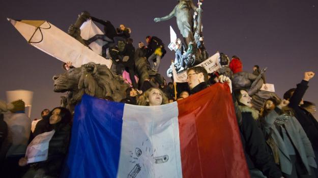 Charlie Hebdo, francia, marcia, terrorismo, Sicilia, Archivio