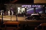 Blitz a Parigi, uccisi i tre terroristi