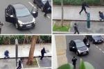 Gli spari, la fuga e le fasi dell'attacco terroristico a Parigi - Video