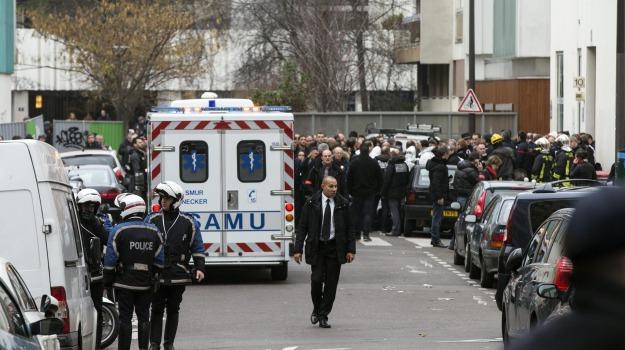 attacco, Charlie Hebdo, giornale, strage, terrorismo, Sicilia, Mondo