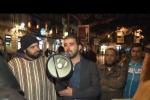 No alla violenza terroristica, presidio a Palermo – Video