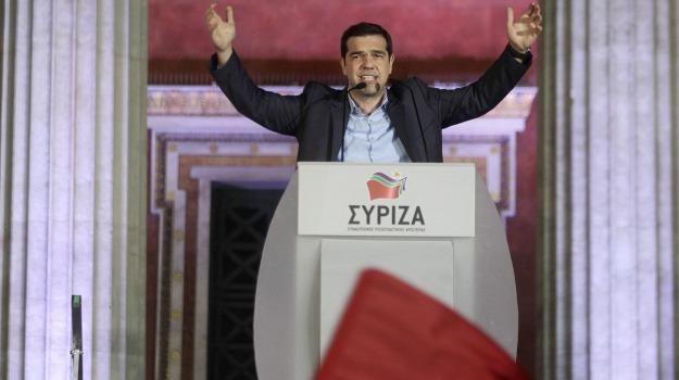 elezioni, Grecia, Alexis Tsipras, Sicilia, Mondo