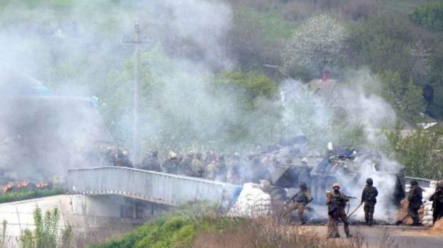 attentato, bomba, bus, Kiev, Sicilia, Mondo