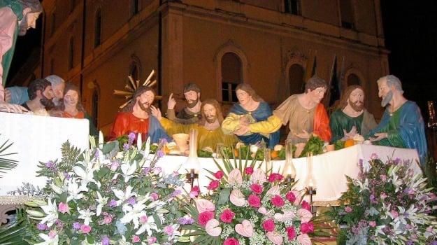 processione, Vare, Caltanissetta, Cultura
