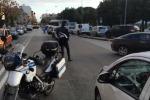 Tram, traffico in tilt tra via Pollaci, ponte Calatafimi e viale Regione - Video