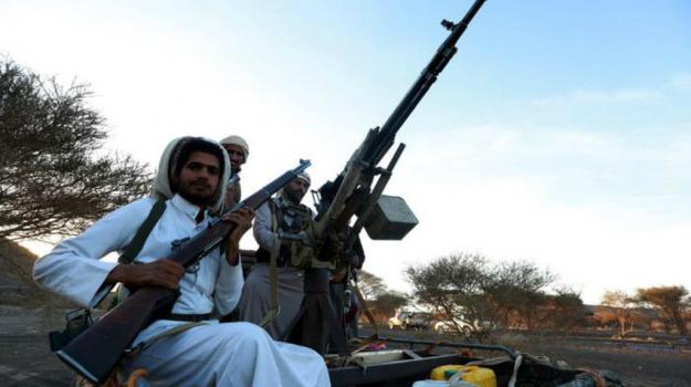 ribelli, sciiti, USA, Yemen, Sicilia, Mondo