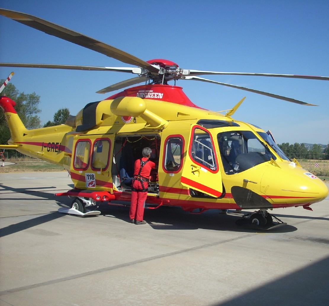 Elicottero 118 Verona : La tragedia del pilota alla sbarra giornale di sicilia