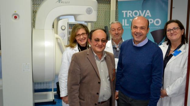 mammografia, visite, Palermo, Società