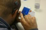 """Un """"filo virtuale"""" sul cellulare: arriva un'app per i non vedenti"""