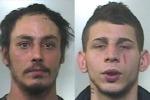 Furto di rame e metalli al Velodromo di Palermo, due arresti