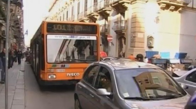 AMAT, bus, tram, trasporti, Palermo, Cronaca