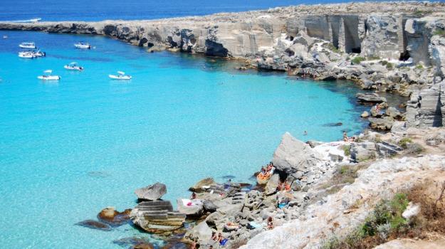 favignana, Isola d'Elba, Trapani, Economia