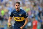 Fuga e gol a cucchiaio: la magia di Calleri, giovane promessa del Boca