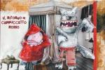 A Palermo una mostra su Cappuccetto Rosso