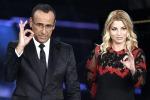 Una fotografa gelese sul palco di Sanremo