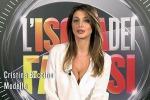 """""""L'Isola dei Famosi"""", arriva la sensuale Cristina Buccino: Rocco Siffredi resta a bocca aperta - Foto"""