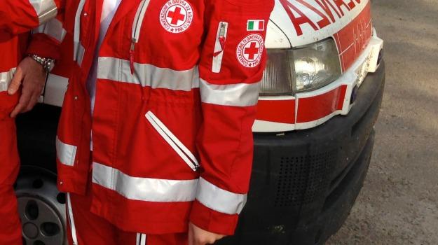 croce rossa, volontari, Enna, Cronaca
