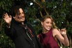 """Johnny Depp e Amber Heard presto sposi, il """"Sì"""" alle Bahamas"""