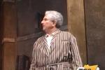 Teatro a Ragusa fra noir e commedia con Enrico Guarneri