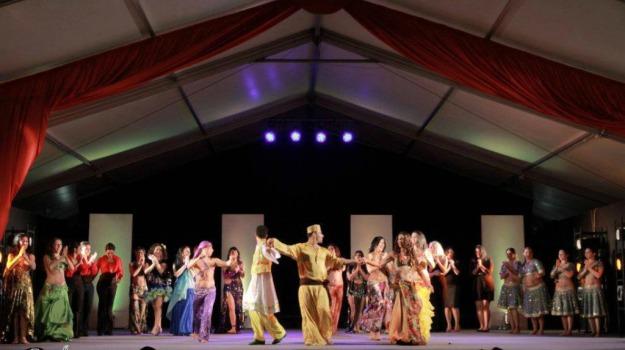 danza orientale, festival, Catania, Vita