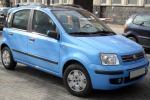 Ecco le 10 auto più rubate in Italia: Fiat Panda al primo posto - Foto