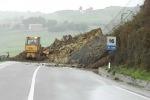 Maltempo in Sicilia, continua la conta dei danni: frane e strade interrotte
