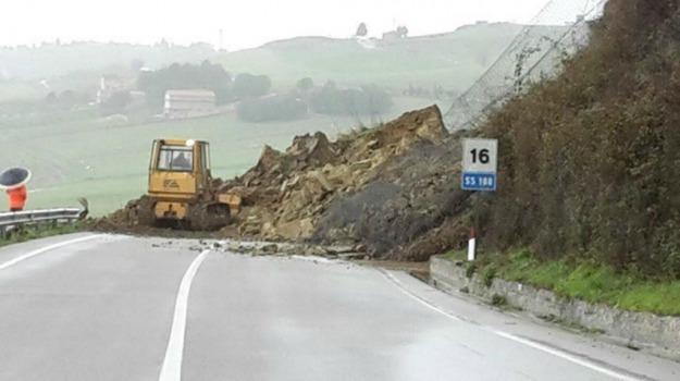 esondazioni, frana, Maltempo, piogge, Sicilia, Cronaca