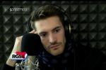 Il modicano Giovanni Caccamo ai microfoni di Rgs