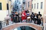 Il Mastro di Campo al carnevale internazionale di Venezia - Le foto