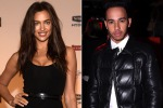 Per Hamilton storia d'amore con Irina Shayk? Il gossip sul web - Video