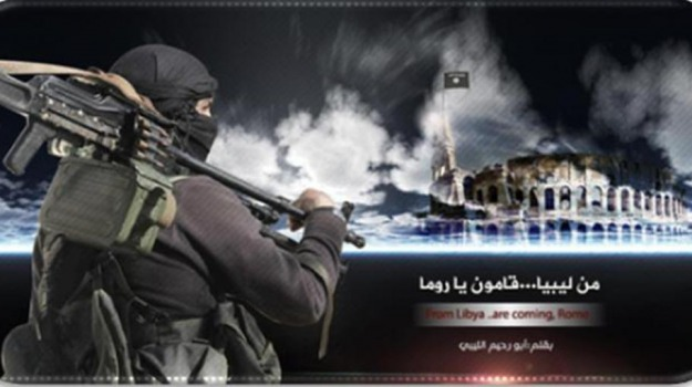 Isis, libia, roma, Sicilia, Mondo