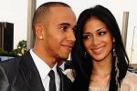 Pene d'amore per Lewis Hamilton: il campione del mondo di Formula 1 mollato dalla fidanzata dopo sette anni - Foto