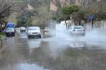 Il maltempo si abbatte sul Nisseno: viabilità in tilt
