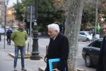 Mattarella a Palermo, il presidente della Repubblica arriva nella sua casa di via Libertà - Foto