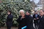 Mattarella a Palermo: l'arrivo del presidente in città - Video