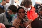 I migranti visti da Igor Petyx: una mostra a Palermo - Foto