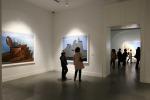Arte, a Palermo le nuove opere del pittore Igor Scalisi Palminteri