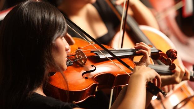 concerto, Orchestra e del Coro infantile Quattrocanti, Palermo, Cultura