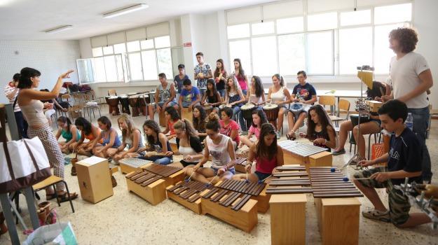 percussioni, spettacolo, Palermo, Cultura