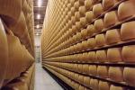 Parmigiano Reggiano, ripartono i consumi interni: crescita dell'1,7%