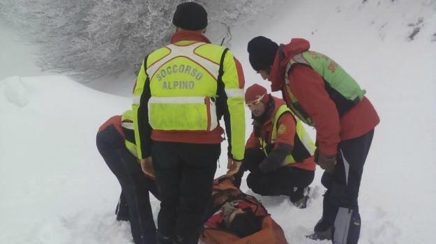 incidenti neve, piano battaglia, Palermo, Cronaca