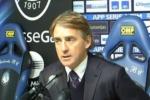 """Mancini: """"Guarin è tornato ai livelli del Porto"""""""