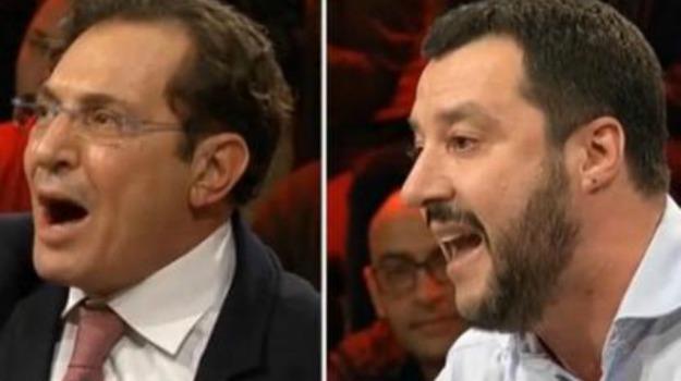 immigrazione, Antonello Cracolici, Matteo Salvini, Roberto Maroni, Rosario Crocetta, Sicilia, Migranti e orrori, Politica