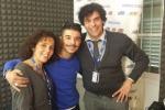 Rgs a Sanremo, gli artisti intervistati da Marina Mistretta e Filippo Marsala