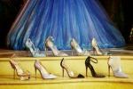 Cenerentola, nove stilisti per una scarpa