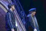 """Albertazzi in scena con """"Il Mercante di Venezia"""", il debutto a Palermo"""