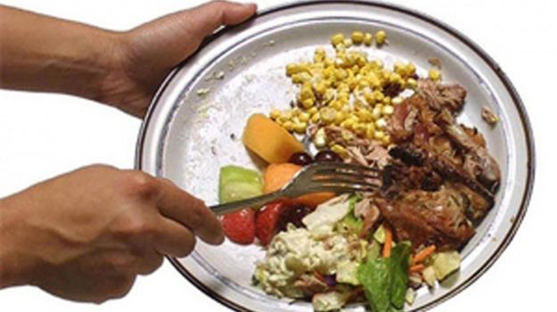 cibo, spreco alimentare, Sicilia, Società
