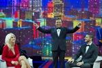 Wanda Nara e Icardi conquistano Chiambretti: la showgirl argentina e il talento dell'Inter ospiti in tv - Foto
